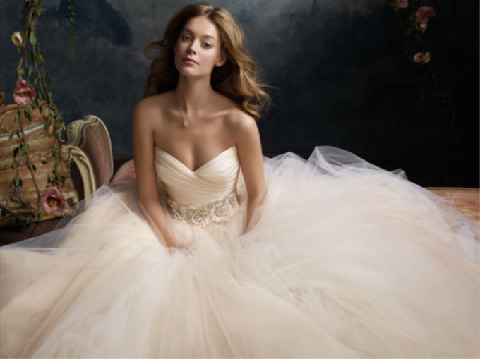 Where to donate wedding dress