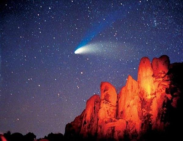 Как отличить звезду от астероида