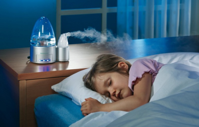 Where to put humidifier