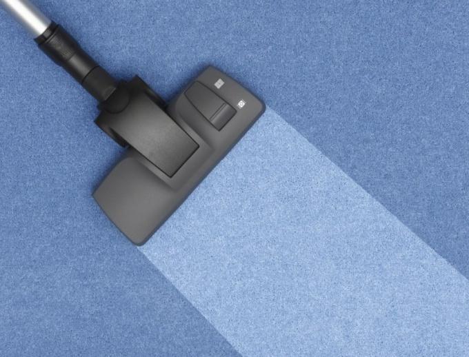 Как убирать ковер