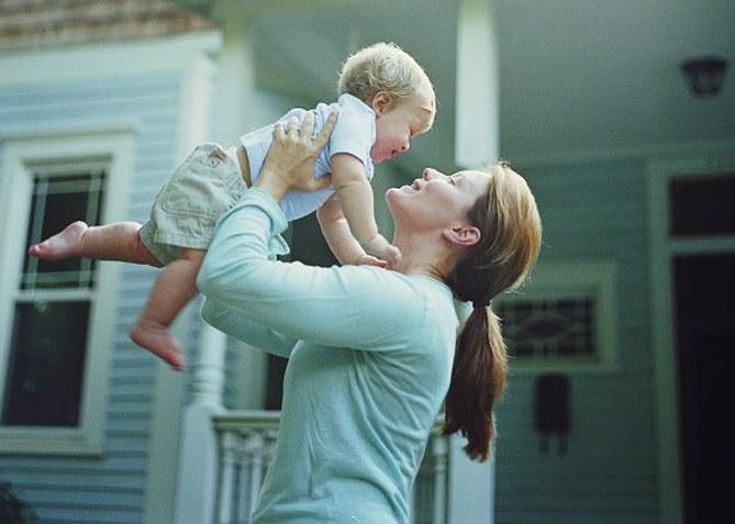 Жилье для матери-одиночки и ее ребенка