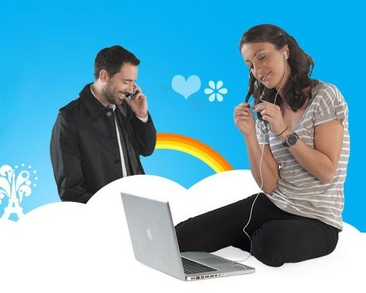 Как позвонить со скайпа