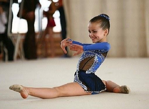Куда отдать ребенка на гимнастику в Казани