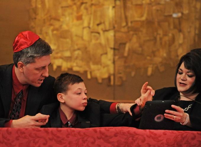 Проведение религиозного обряда