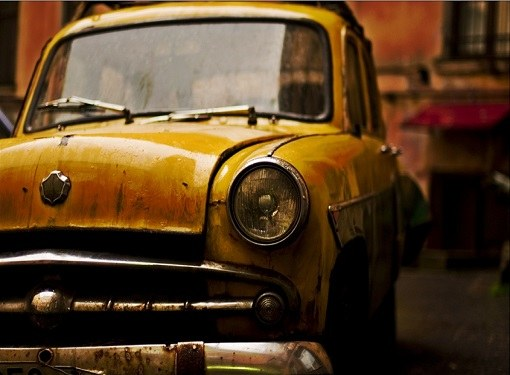 Where to donate old cars