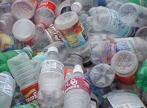 Where to recycle plastic bottles