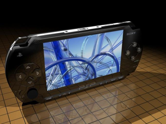 Как скинуть игру на PSP