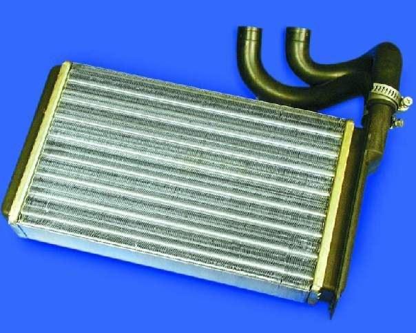 Как снять радиатор отопителя ВАЗ 21099