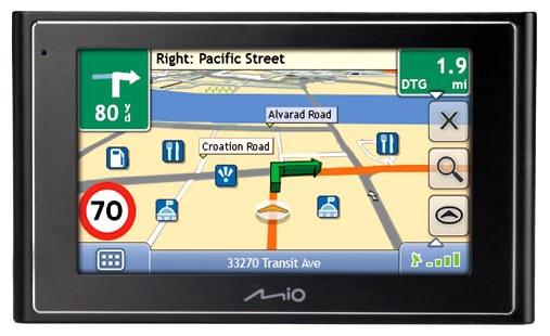 Как обновить GPS-навигатор