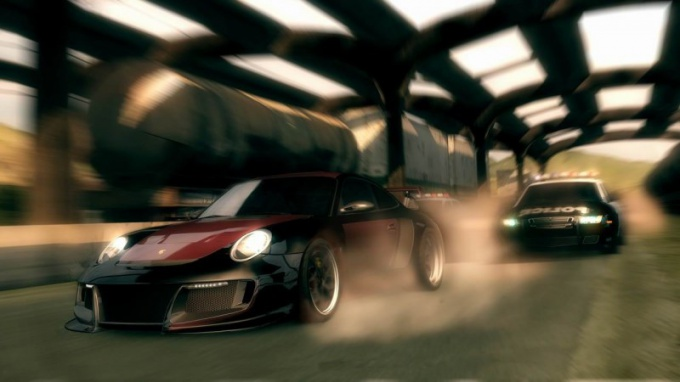 Where to throw the save for NFS Underground 2
