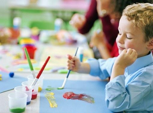 Куда отдать ребенка заниматься живописью в Санкт-Петербурге