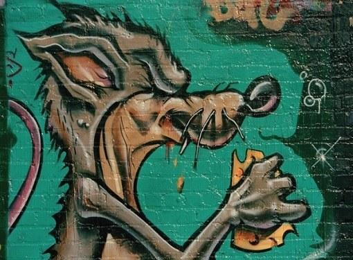 Как научиться рисовать граффити в картинках