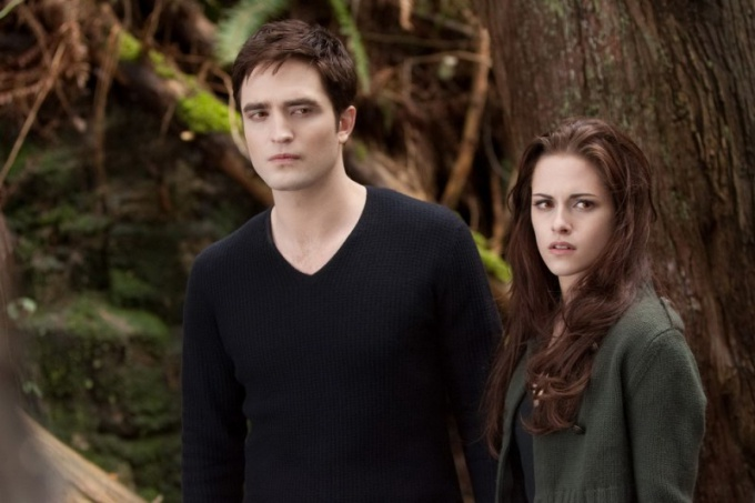 "How was filming the movie ""Twilight"""
