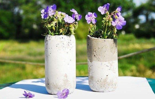 Сделать вазу своими руками очень просто и увлекательно