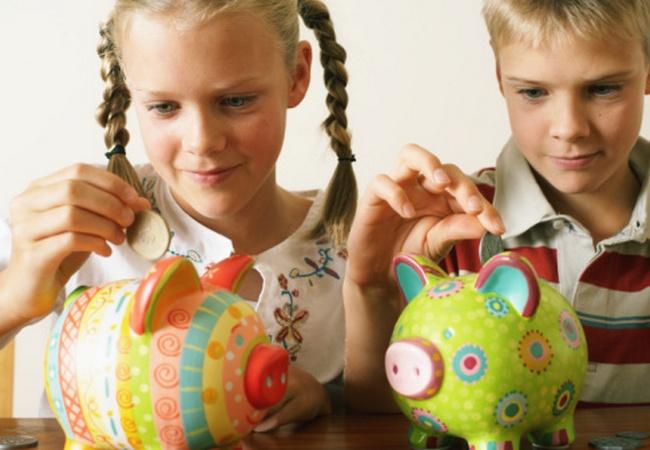 Как начать финансовое образование детей
