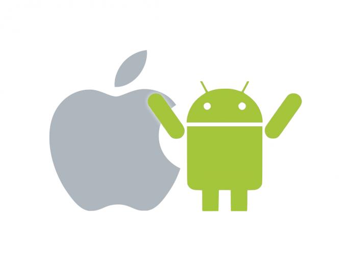 Что лучше - iOS или Android?
