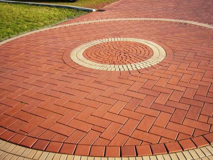 Способы укладки тротуарной плитки своими руками