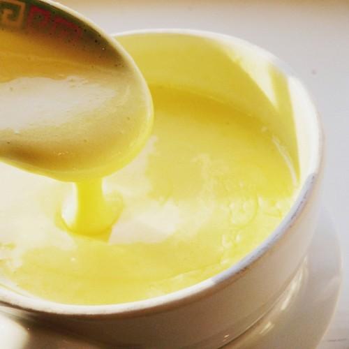 Как приготовить основной белый соус