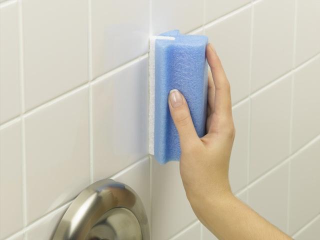Содержите стены чистыми от плесени