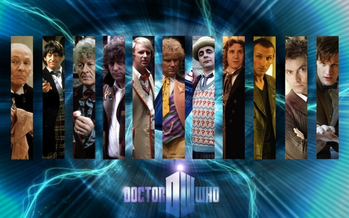 Все реинкарнации Доктора