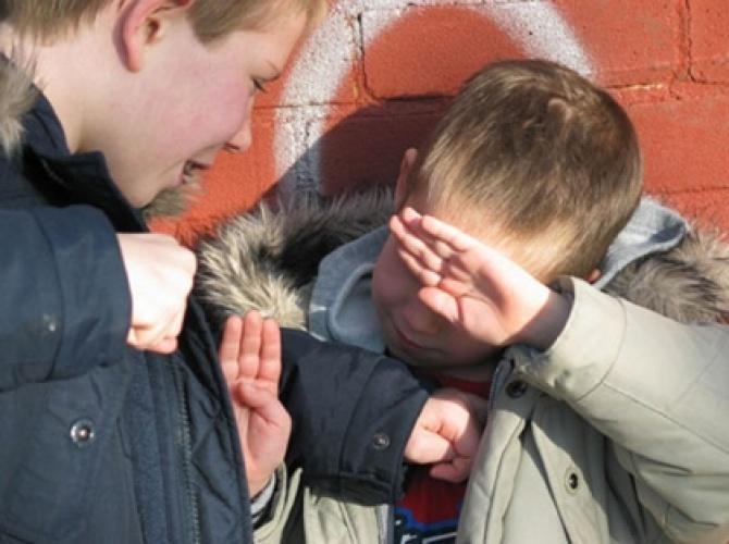 насилие над ребенком недопустимо