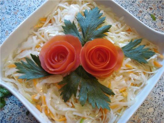 Салат для стройняшек!