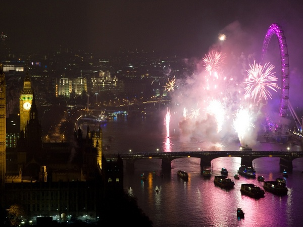 Как необычно встретить Новый год в Европе