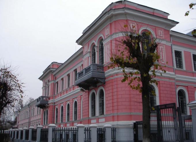 Историко-художественный музей - одна из достопримечательностей Серпухова