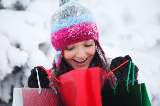 Как провести рождественский шопинг