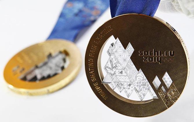 Олимпийское золото Сочи 2014 – секреты производства