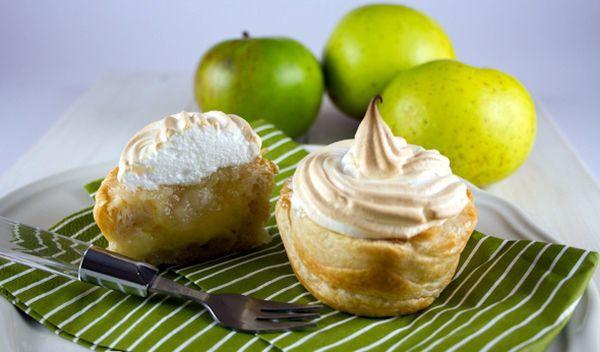 Как приготовить яблочное безе