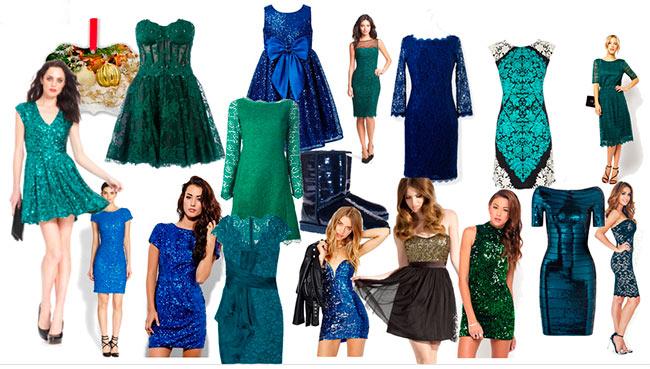 Как выбрать наряд для новогодней ночи 2014 года