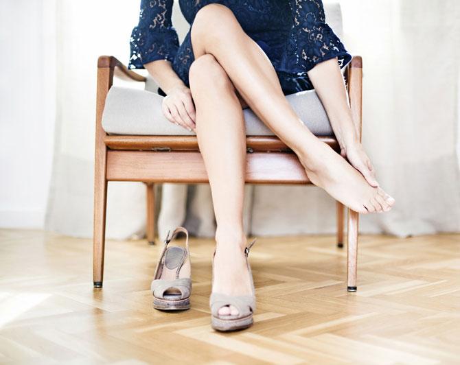 Узкая обувь не загвоздка