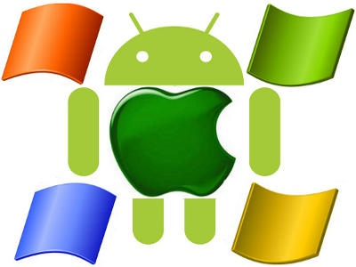How to run application android device on PC