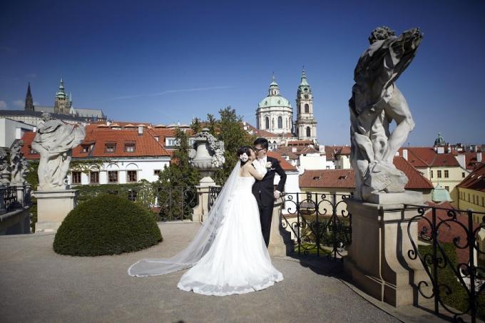 Как организовать свадьбу в Чехии