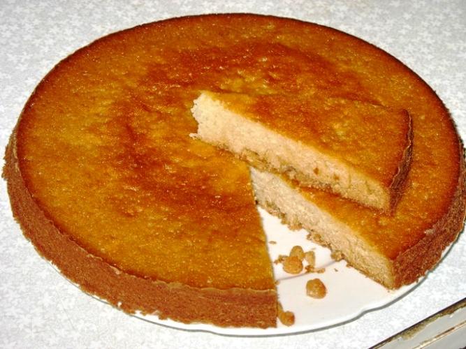 рецепт приготовления самого простого пирога