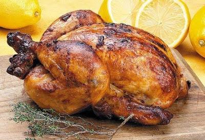 Курица по-восточному