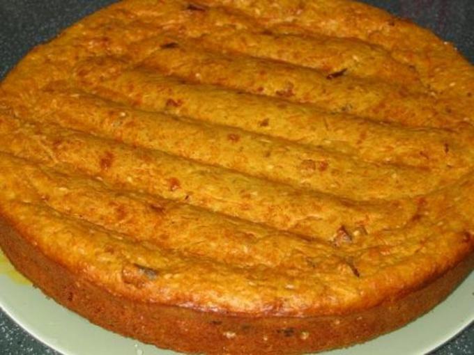 Как сделать пирог из тыквы