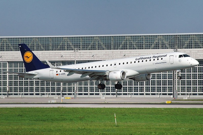 Как добраться из аэропорта Мюнхена в 2018 году