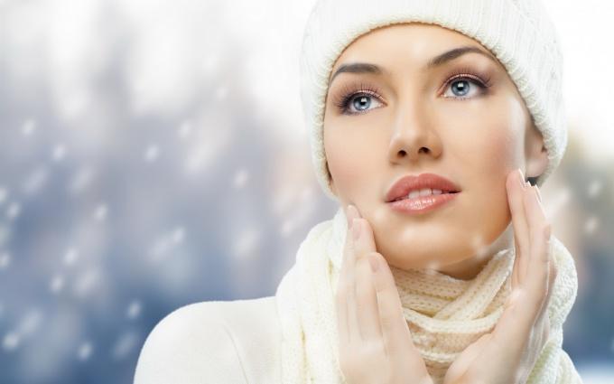 Зимние рецепты красоты
