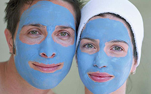 Чем полезна голубая глина