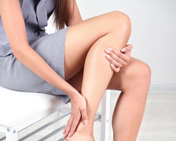 Как облегчить мышечные судороги