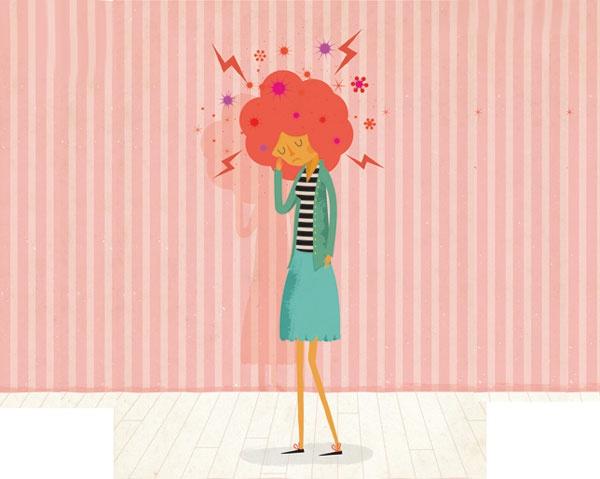 Как устранить мигрень