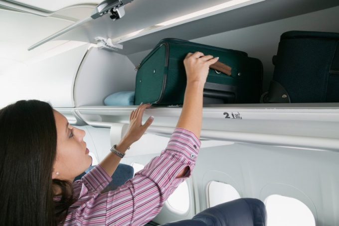 Requirements for hand Luggage
