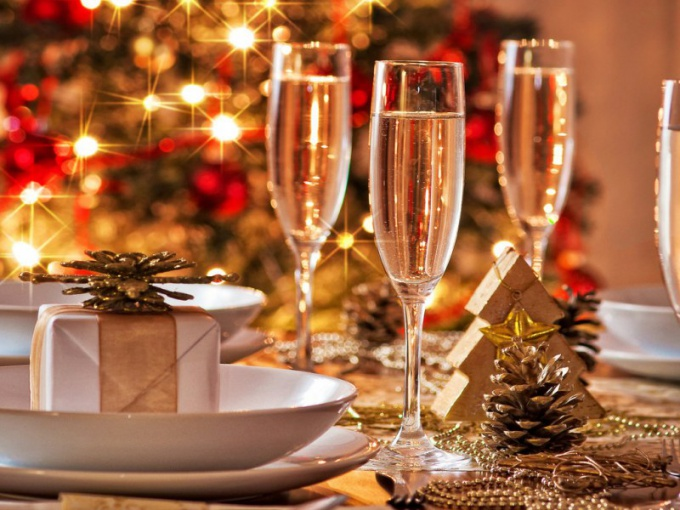Как выбрать кафе на Новый год