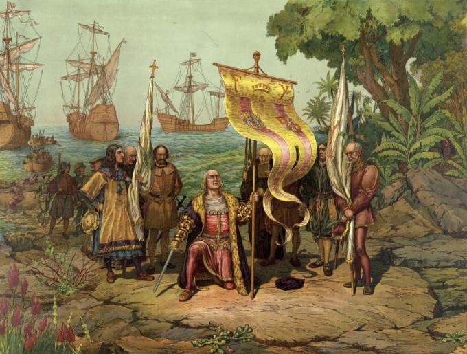 Кто открыл Южную Америку?