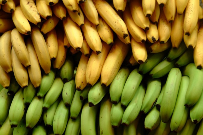 Где растут бананы в 2017 году