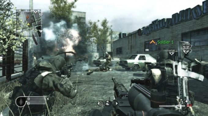 Какие системные требования у Call of duty: Modern Warfare 4