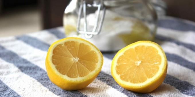 Как засолить лимоны?