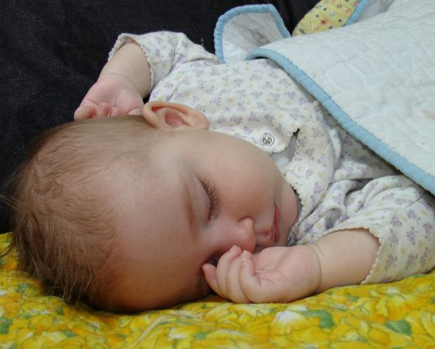 How much should a newborn sleep